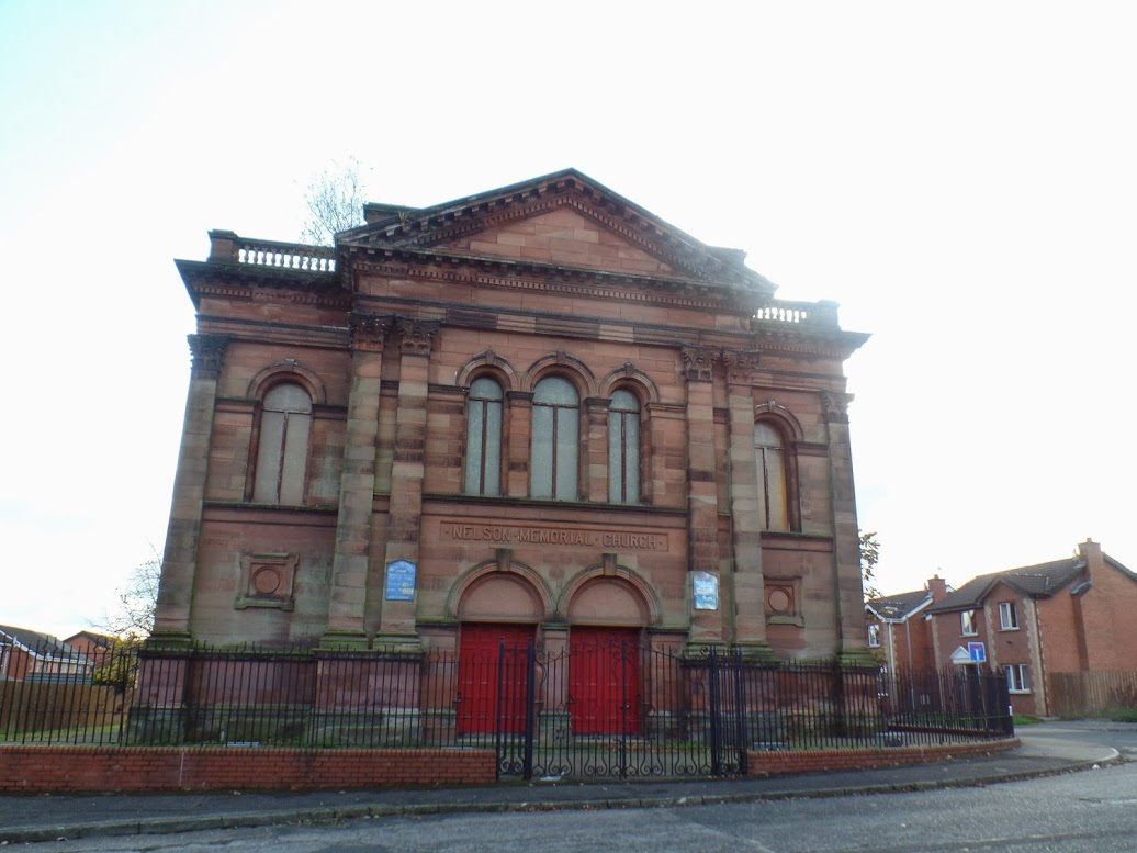SAM 2636 1 - Nelson Memorial Church, Shankill Road