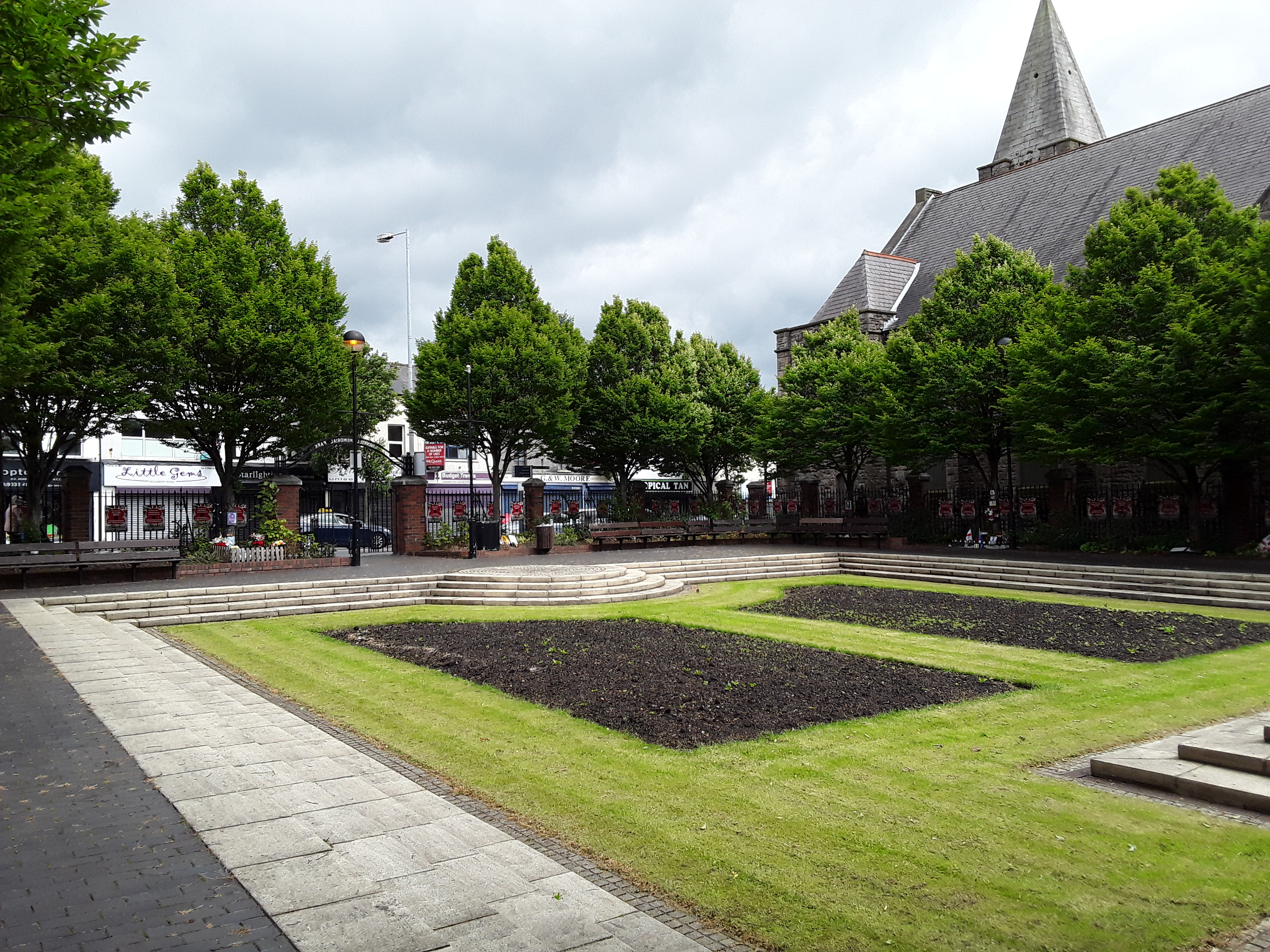 Shankill Road Memorial Gardens