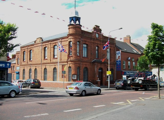 West Belfast orange hall - FAQs