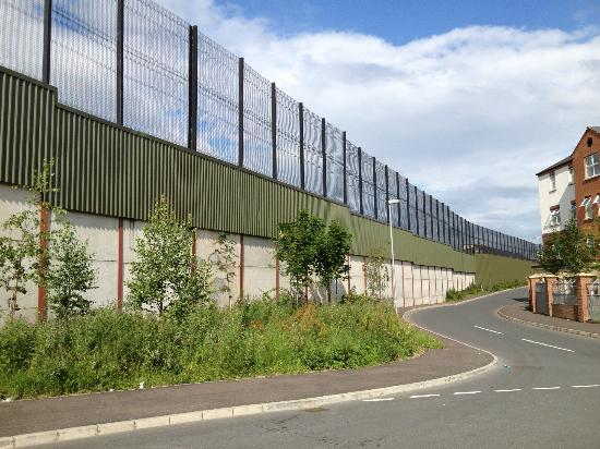 Northern Ireland Peace Walls